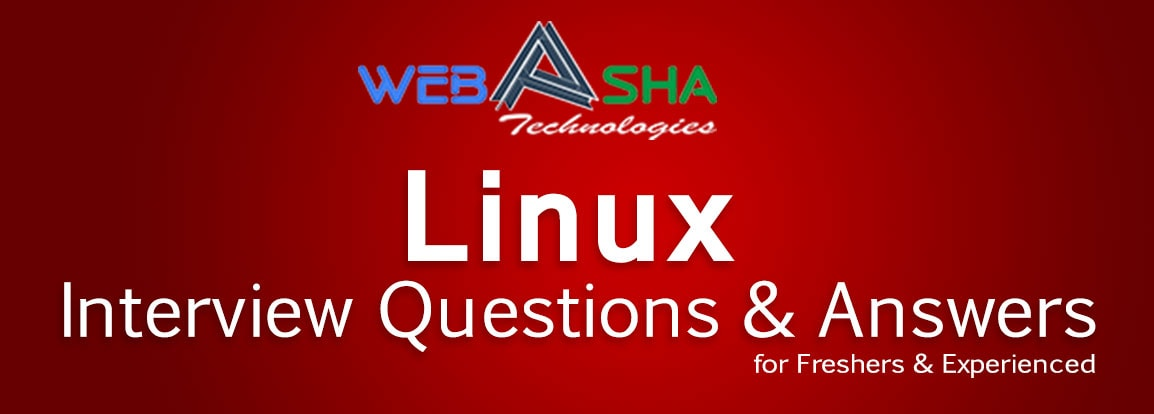 Linux interview question